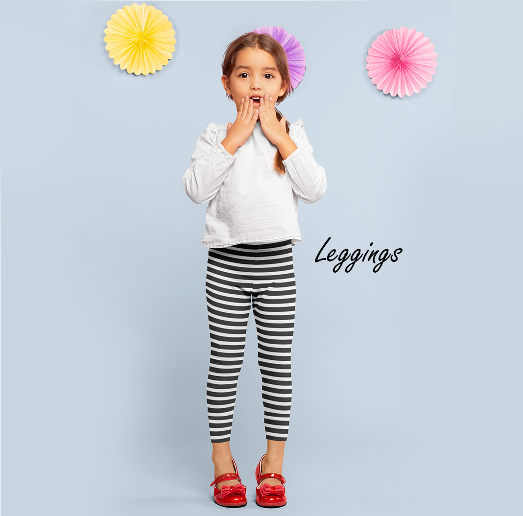 leggings for kids squeakychimp