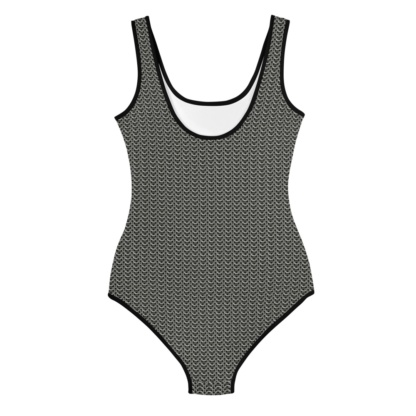 Metal Chainmail Swimsuit for Kids