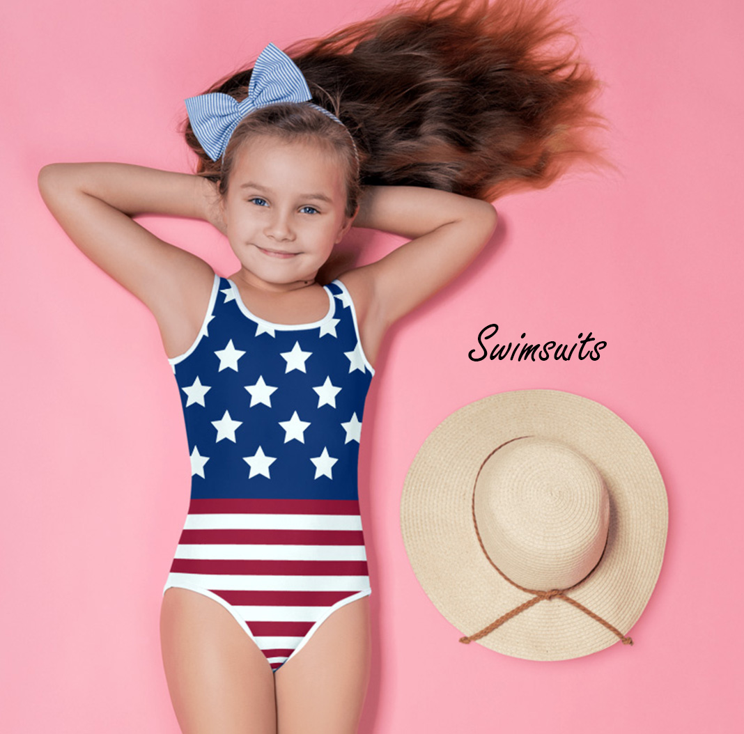 swimsuits for kids squeakychimp