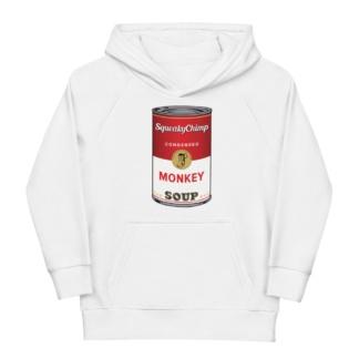 Monkey Soup Eco Hoodie for Kids
