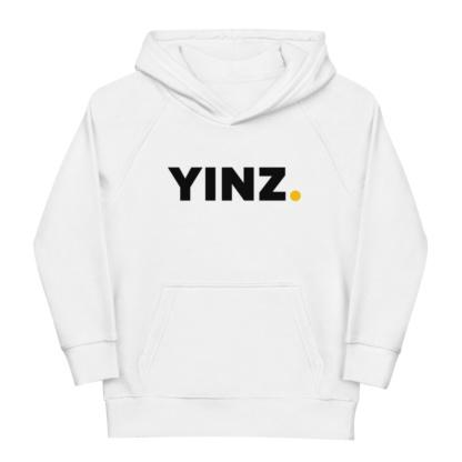 Pittsburgh Yinz Eco Hoodie for Kids